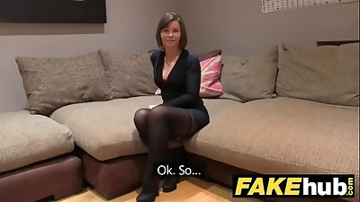 Amateur,British,Brunette,Casting,Facial,Fake,Fucking,Homemade,Office,POV