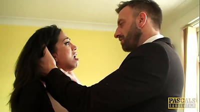 Brunette,Extreme,Fingering,Fucking,Gagging,High Heels,Orgasm,Spanking,Squirting,Stockings