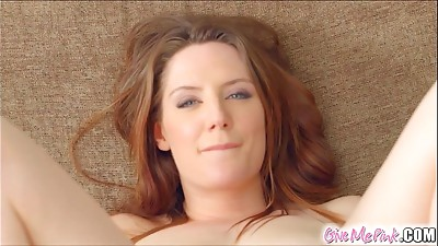 British,Masturbation,Orgasm,Redhead,Sex Toys,Solo