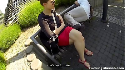 Amateur,Big Ass,Blowjob,Cumshot,Doggystyle,Fucking,Glasses,Handjob,Hidden Cams,Outdoor
