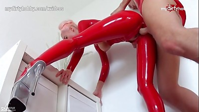 Amateur,Big Boobs,Blonde,Blowjob,Fetish,Fucking,High Heels,Latex,Petite,Teen