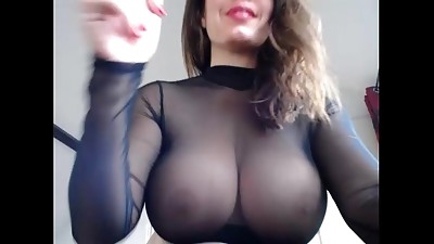 Amateur,Big Boobs,Masturbation,Nylon,Pissing,Stockings