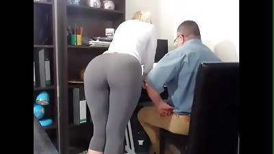 Big Ass,Big Boobs,Mature,Office,Orgasm,Secretary
