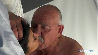Big Cock,Blowjob,Cheating,Daddy,Fucking,Grannies,Old and young,Shaved,Teen,Wife