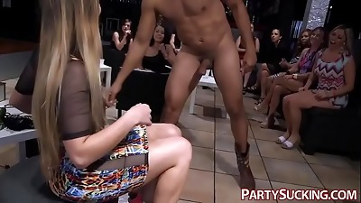 Babe,Beautiful,Big Cock,Blowjob,CFNM,Party,Reality,Teen