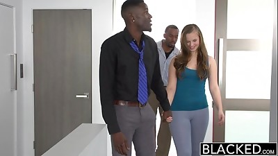 Big Cock,Black and Ebony,Blowjob,Cumshot,Facial,Gagging,Interracial,Teen,Threesome