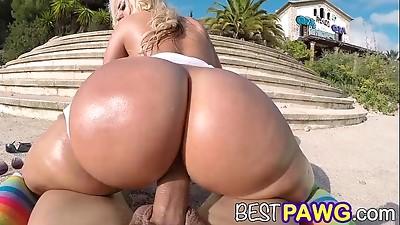 Big Ass,Big Cock,Blonde,Blowjob,Fucking
