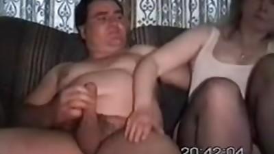 BBW,Big Boobs,Couple,Mature,Stockings,Wife