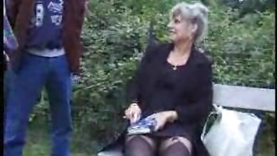 Anal,Cheating,Fucking,Grannies,Group Sex,Mature,Threesome