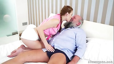 Ass licking,Fucking,Mature,Old and young,Shaved,Teen