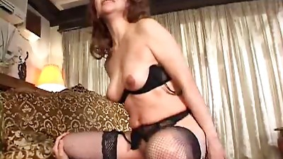Asian,Fucking,Mature,MILF,Old and young,Stepmom,Stockings,Teen