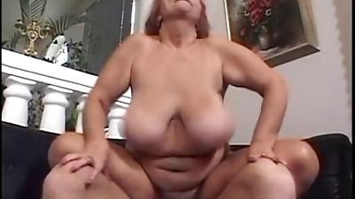 BBW,Big Boobs,Grannies,Hairy,Redhead