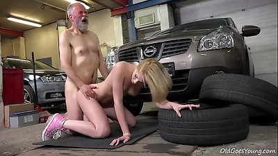 Blonde,Blowjob,Cumshot,Doggystyle,Fucking,Natural,Reality,Shaved,Small Tits,Teen