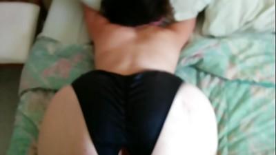 Big Ass,Doggystyle,Fucking,Homemade,Panties,POV