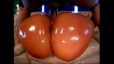 Ass licking,BBW,Big Ass,Big Boobs,Black and Ebony,Blowjob,Cumshot,Exotic,Fucking,Oiled