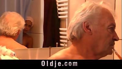 Bathroom,Big Boobs,Big Cock,Black and Ebony,Blowjob,Caught,Cumshot,Fucking,Handjob,Interracial