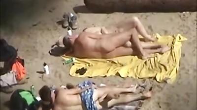 Couple,Mature,Outdoor,Public Nudity,Voyeur