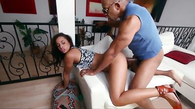 Big Ass,Big Cock,Black and Ebony,Doggystyle,Teen
