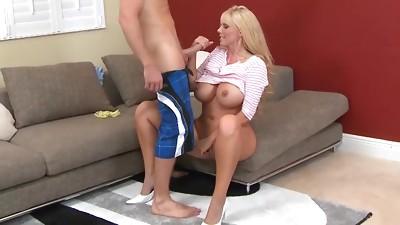 Big Boobs,Big Cock,Blonde,Blowjob,Fucking,Mature,MILF,Reality,Stepmom,Titfuck