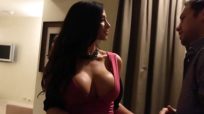 Big Boobs,Brunette,Fucking,Latina,Stockings