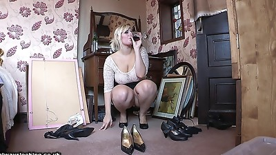 Amateur,BBW,Big Ass,Big Boobs,Blonde,Chubby,Fetish,Homemade,Orgasm,Outdoor