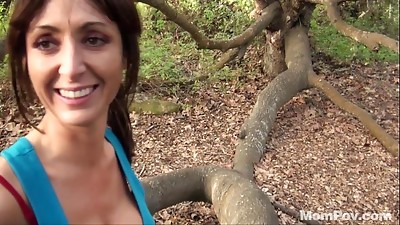 Fucking,Mature,MILF,Outdoor,POV,Public Nudity