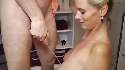 Amateur,Big Boobs,Blonde,Fetish,Fucking,MILF,Pissing