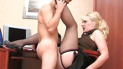 Mature,MILF,Old and young,Teen